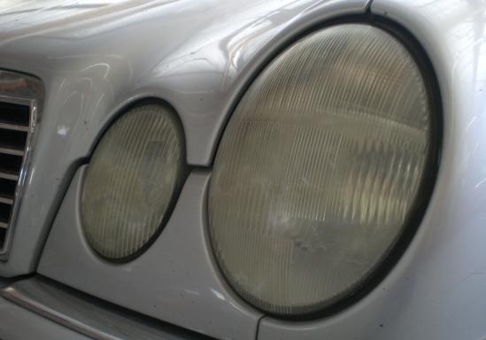 Projectrestore Part 2 Headlights Restoration Lee Motors