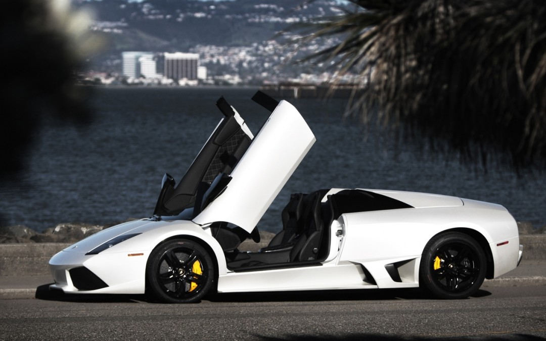 Watch What Happens When You Give Two Grandmas A Key To A Lamborghini