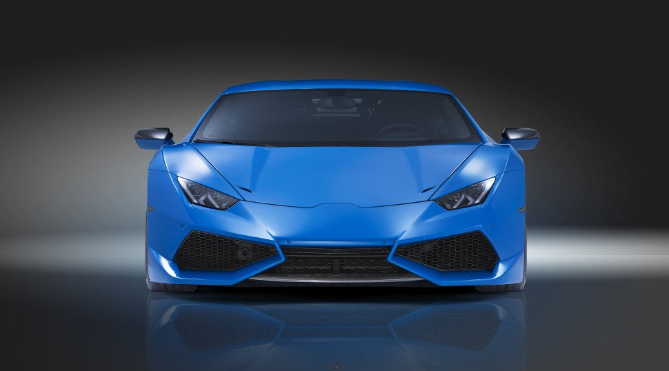 Just When You Thought a Lamborghini Huracan Couldn't get any better, Then This Happens.
