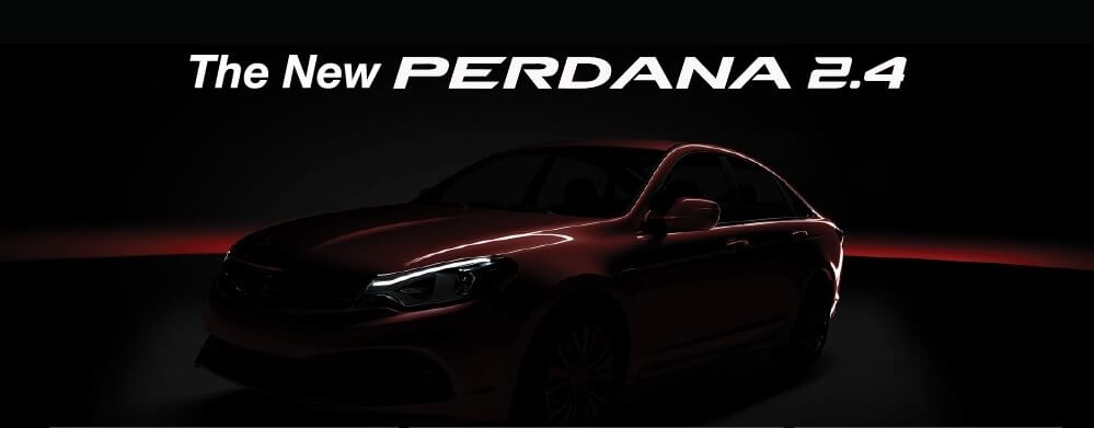 The New Perdana, Pre-launch Brochure