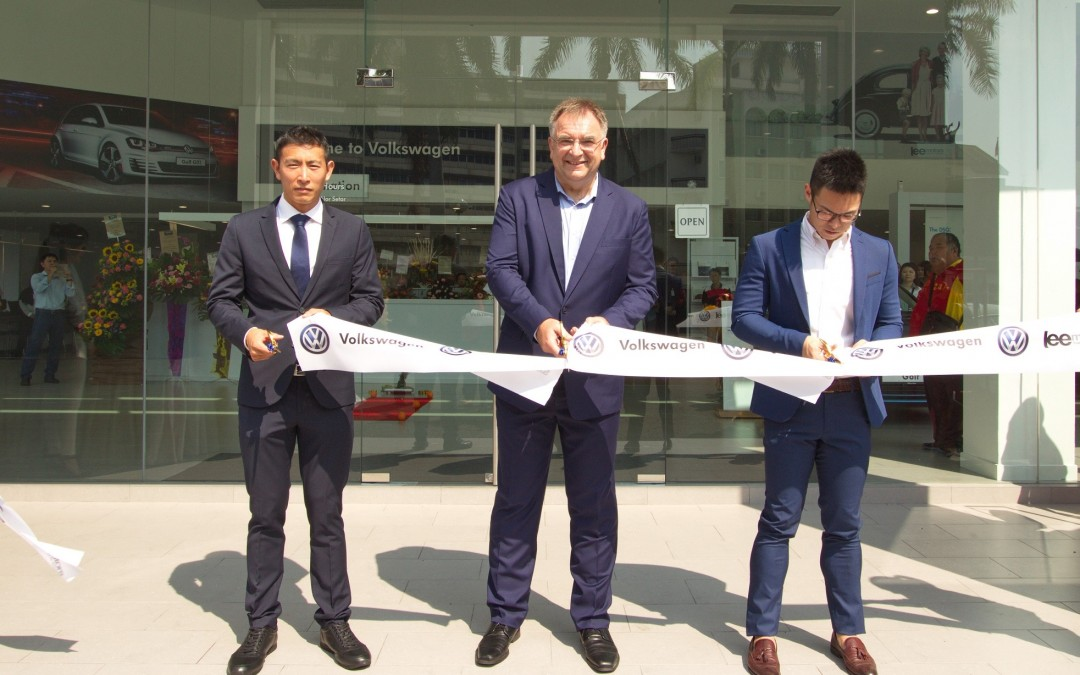 Volkswagen Alor Setar 3S Centre Grand Opening @10th May 2016