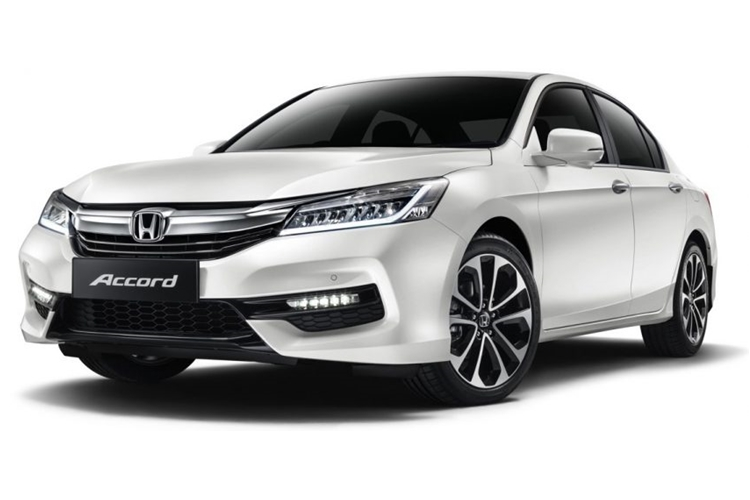 2016 Honda Accord Facelift Now Open For Booking