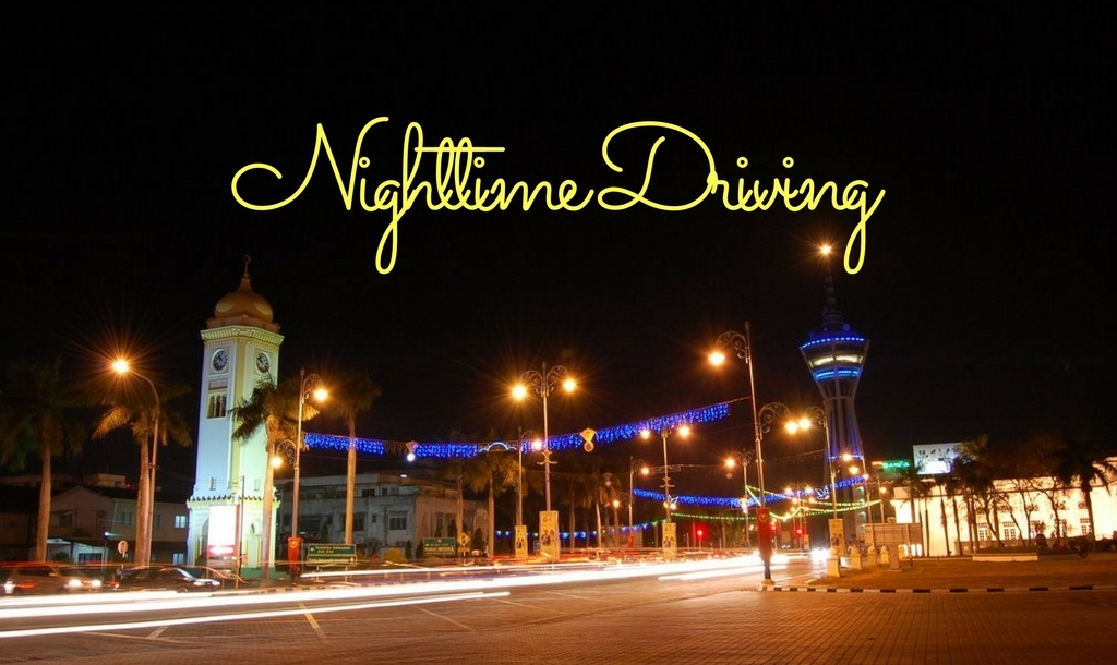 How to drive safely at night?