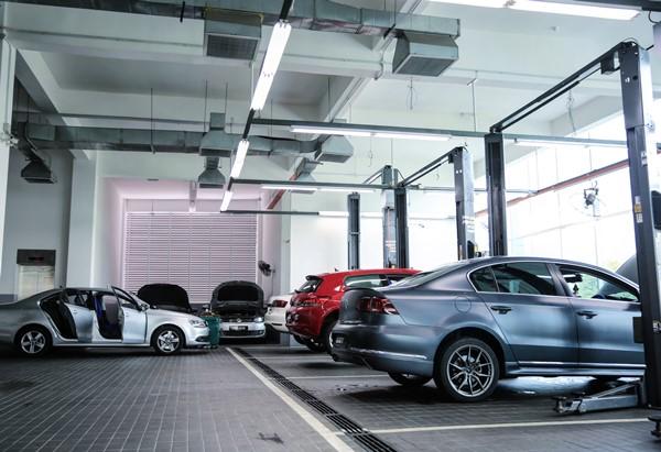 Volkswagen Service Centre - Lee Motors