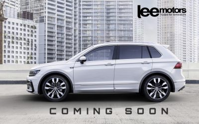 Tiguan 2017 | Lee Motors Volkswagen