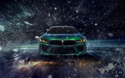 The New BMW Concept M8 Gran Coupe – Icon of gran performance.