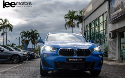Test Drive BMW X2 sDrive 20i