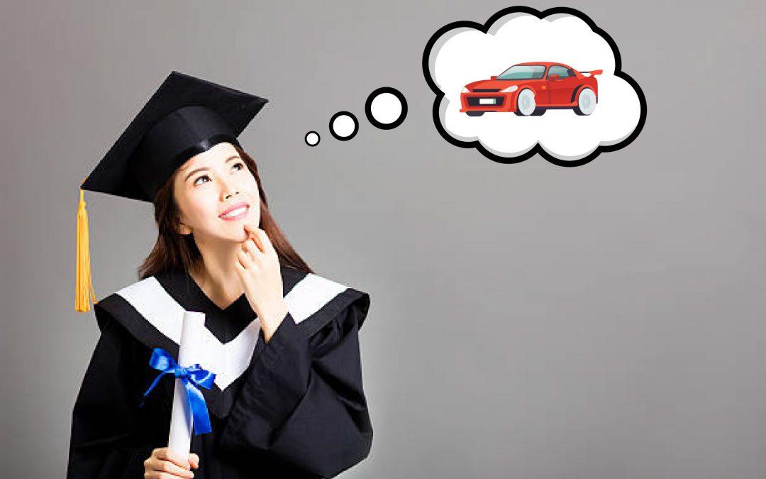 Best New Cars for Fresh Graduates.