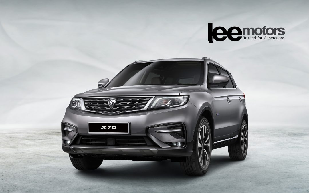 Proton SUV X70 – Now Available For Booking!