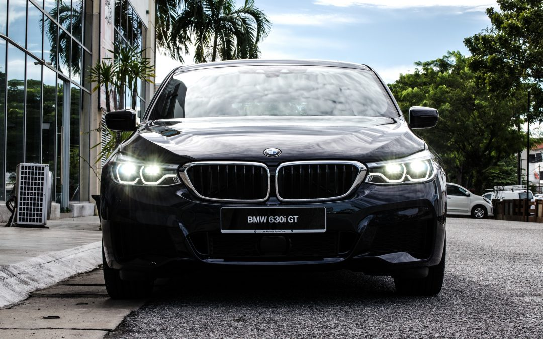 The BMW 6 Series GT Launched   Booking available at Lee Motors
