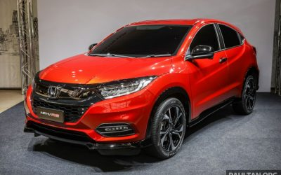 2018 Honda HR-V Facelift | Now Available For Booking
