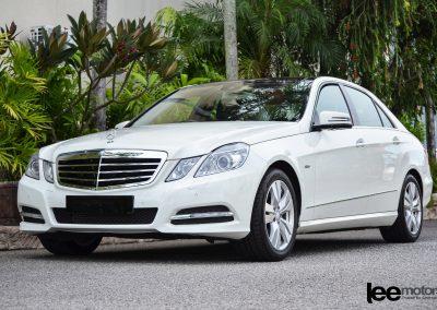 Mercedes Bens E250 CGI 2012