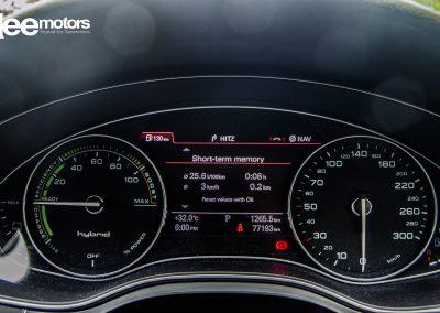 2013 Audi A6 2.0 (HYBRID) (A)