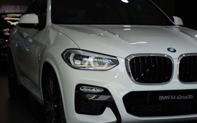 The All New BMW X4   Book Now.