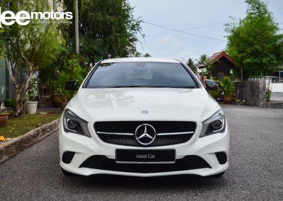 2014 Mercedes Benz / CLA 200