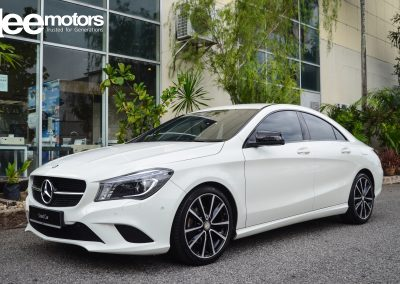 2014 Mercedes Benz / CLA 200