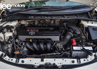 2010 Toyota COROLLA 1.8 ALTIS E SPORTY (A)