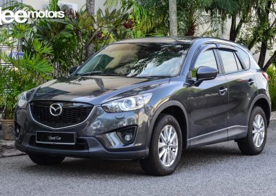 2014 Mazda CX-5 2.0 2WD HIGH SPEC (A)