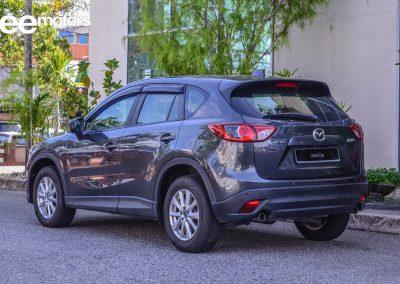 2014 Mazda CX-5 2.0