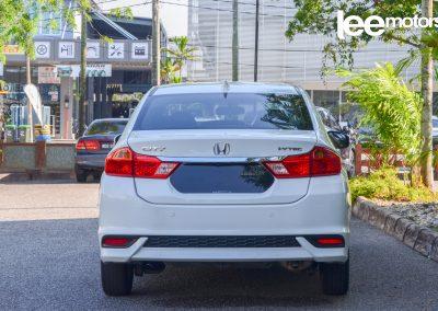 2017 Honda CITY 1.5 S (A)