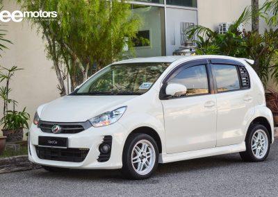2012 Perodua Myvi 1.5 SE