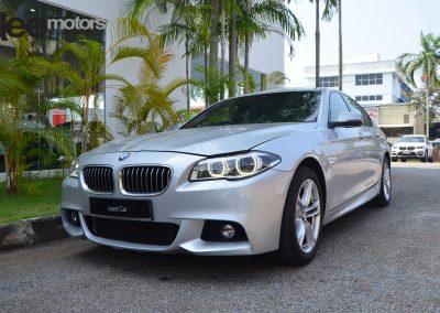2013 BMW 528i M SPORTS