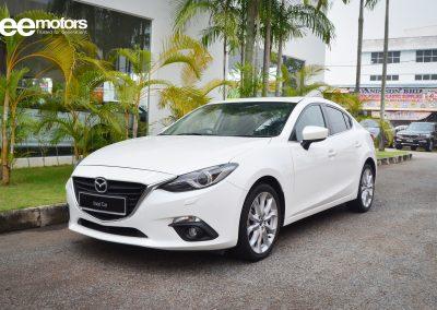 2014 Mazda 3 2.0 (CBU)