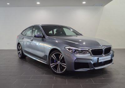 2019 BMW 630i GT