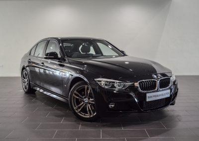 2019 BMW 330e M Sport