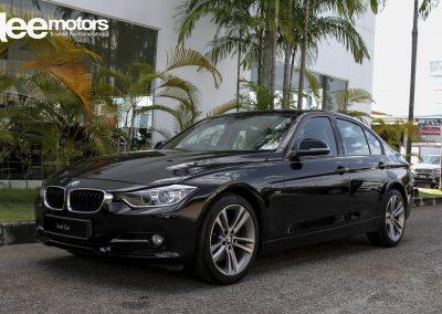 2012 BMW 328i Sport