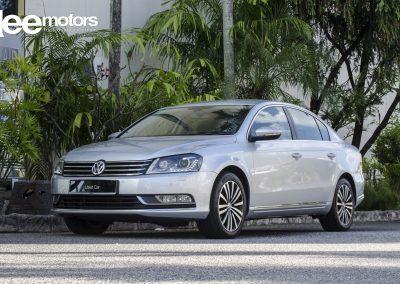 2012 Volkswagen Passat 1.8