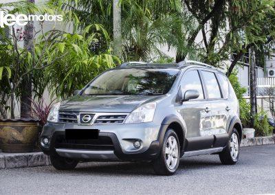 2011 Nissan Livina X-Gear 1.6L