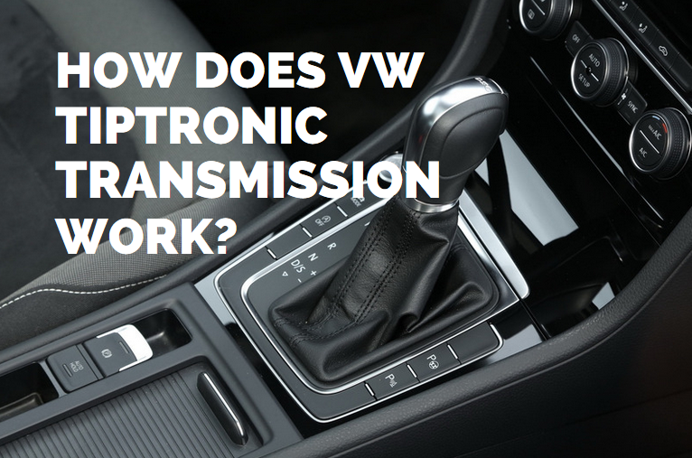 What Is Tiptronic Transmission Lee Motors
